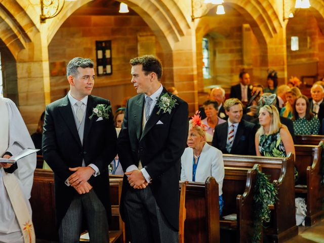 Christopher and Eleanor's Wedding in London, United Kingdom 17