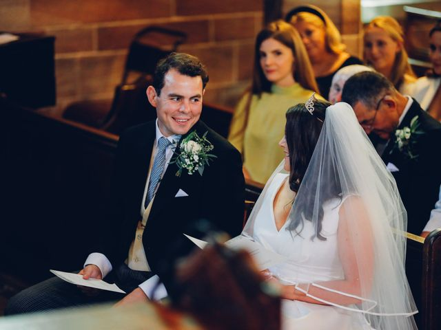 Christopher and Eleanor's Wedding in London, United Kingdom 30