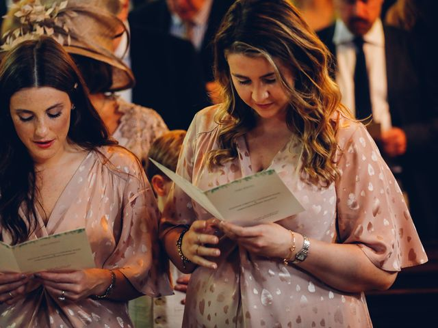 Christopher and Eleanor's Wedding in London, United Kingdom 31