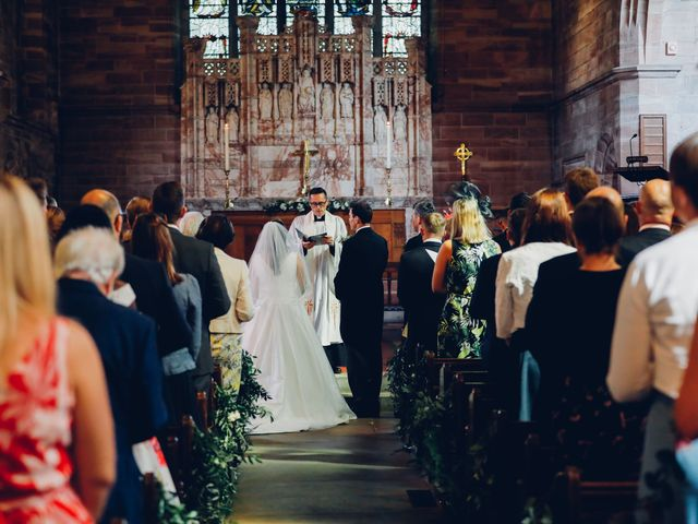 Christopher and Eleanor's Wedding in London, United Kingdom 42