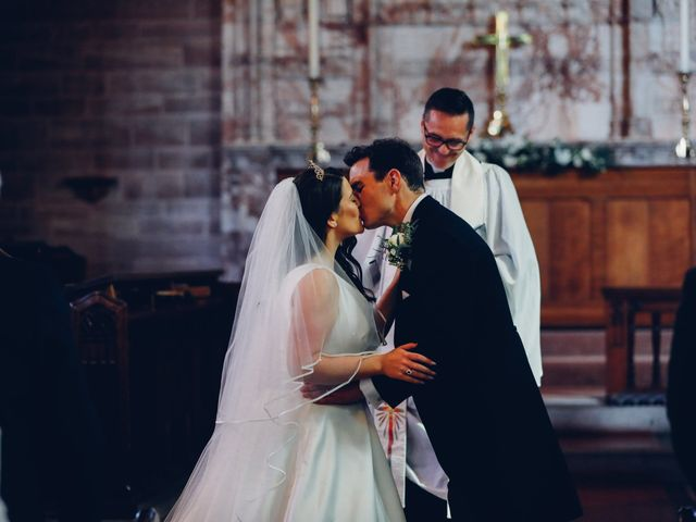 Christopher and Eleanor's Wedding in London, United Kingdom 45