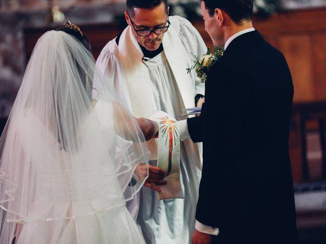 Christopher and Eleanor's Wedding in London, United Kingdom 47