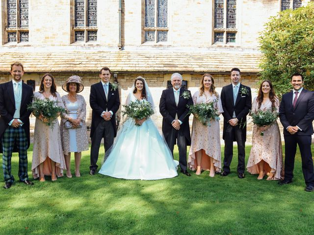 Christopher and Eleanor's Wedding in London, United Kingdom 54