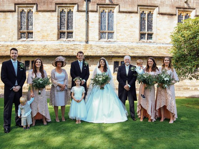 Christopher and Eleanor's Wedding in London, United Kingdom 56