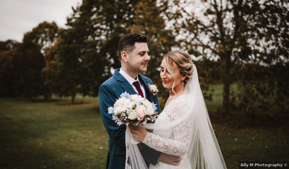 Oliver and Sophie's Wedding in Manchester, United Kingdom