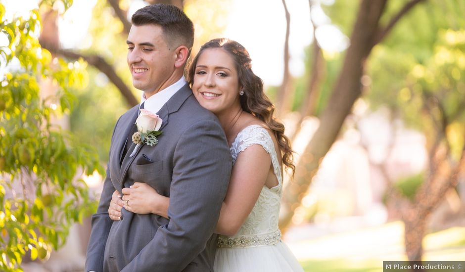 Colton and Kaitlyn's Wedding in Las Vegas, Nevada