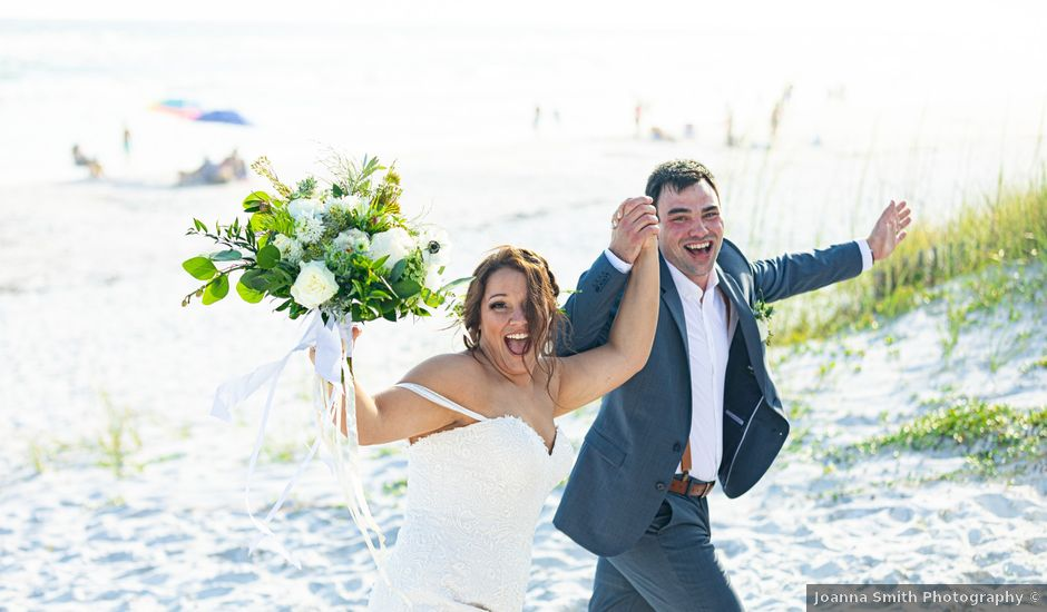Tommy and Lindi's Wedding in Destin, Florida