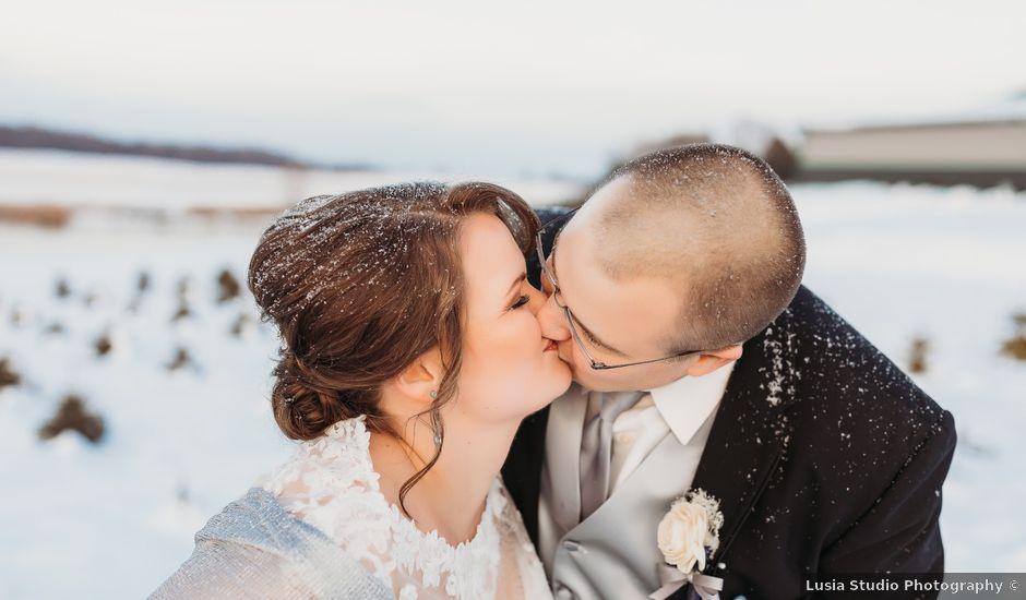 Justin and Amanda's Wedding in Luxemburg, Wisconsin