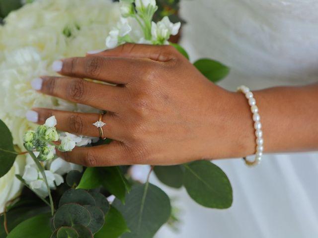 Shomari and Tanya's Wedding in Pembroke Pines, Florida 4