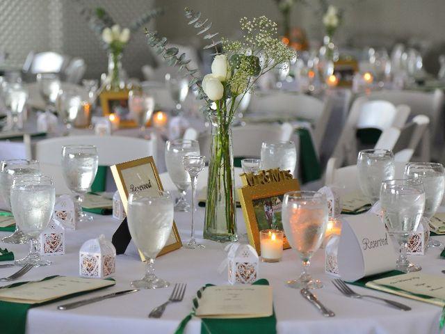 Shomari and Tanya's Wedding in Pembroke Pines, Florida 6