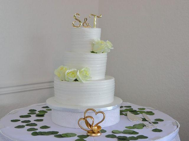 Shomari and Tanya's Wedding in Pembroke Pines, Florida 7