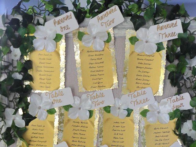 Shomari and Tanya's Wedding in Pembroke Pines, Florida 9