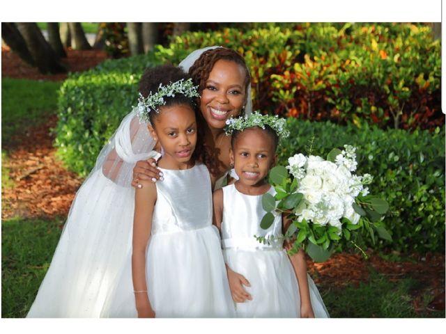 Shomari and Tanya's Wedding in Pembroke Pines, Florida 10