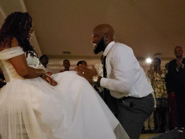 Shomari and Tanya's Wedding in Pembroke Pines, Florida 12