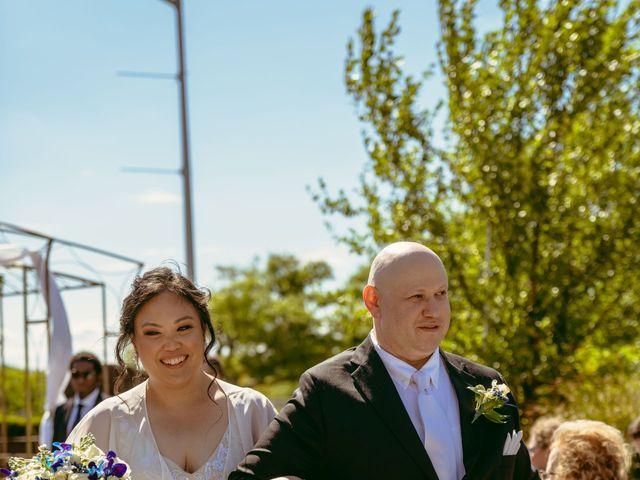 Noah and Kathy's Wedding in Staten Island, New York 4