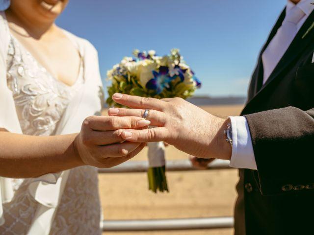 Noah and Kathy's Wedding in Staten Island, New York 5