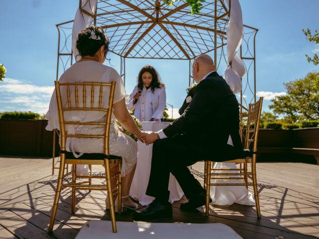 Noah and Kathy's Wedding in Staten Island, New York 7