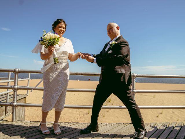Noah and Kathy's Wedding in Staten Island, New York 2