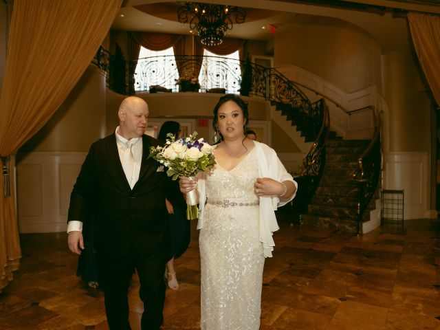 Noah and Kathy's Wedding in Staten Island, New York 12