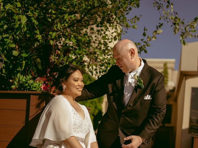 Noah and Kathy's Wedding in Staten Island, New York 15