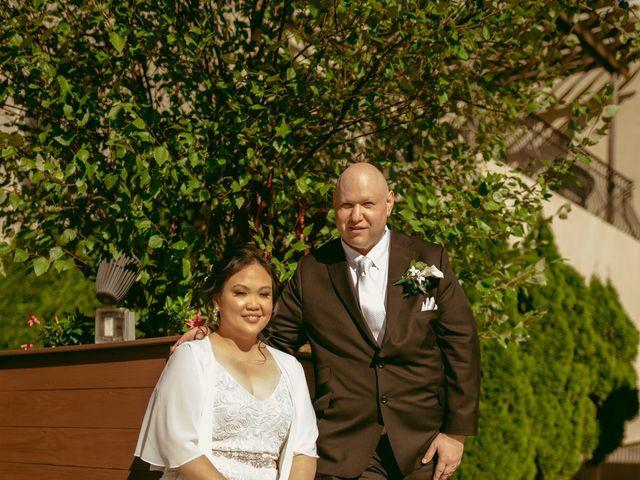 Noah and Kathy's Wedding in Staten Island, New York 16