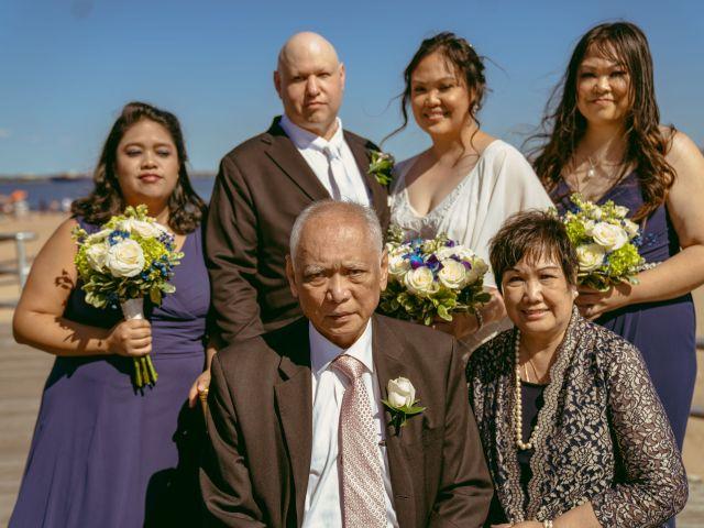 Noah and Kathy's Wedding in Staten Island, New York 24