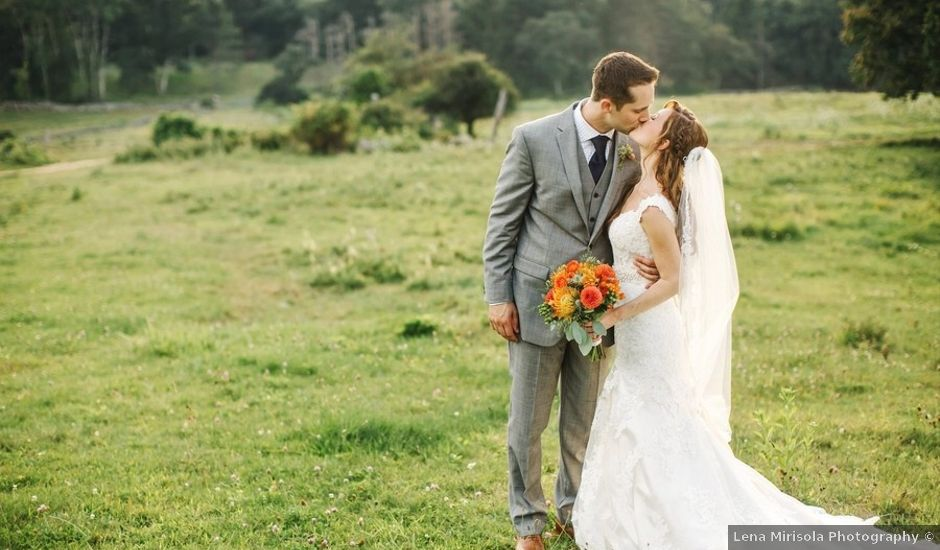 Jessica and Chris's Wedding in West Brookfield, Massachusetts