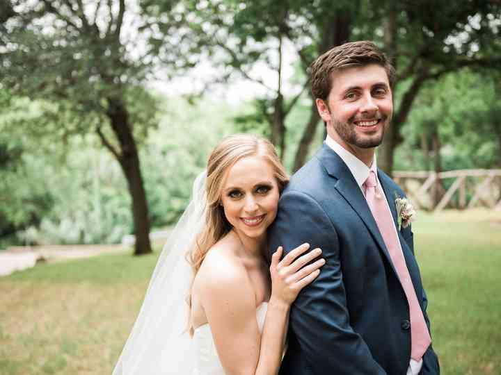 The wedding of Kara and Michael