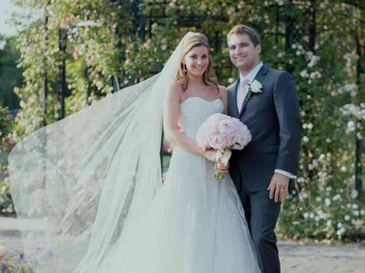 The wedding of Kirk and Caroline