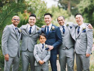 Tristan and Lilian's Wedding in Saratoga, California 3