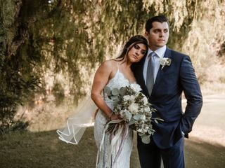The wedding of Leah and John 2