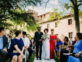 The wedding of Maria Carolina and Rodrigo 1