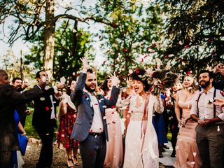The wedding of Maria Carolina and Rodrigo