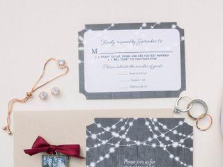 The wedding of Clara and Sam 1