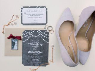 The wedding of Clara and Sam 2