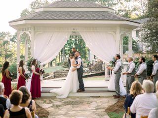 The wedding of Clara and Sam