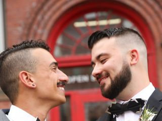 The wedding of Mike and Taur 3