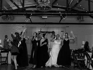 The wedding of Kailey and Alan 1