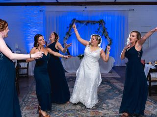 The wedding of Kailey and Alan 2