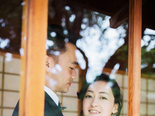 Tristan and Lilian's Wedding in Saratoga, California 13