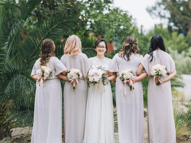 Tristan and Lilian's Wedding in Saratoga, California 17