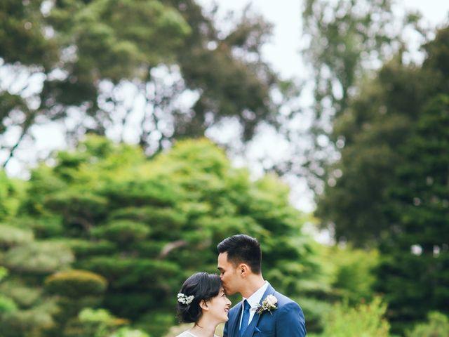 Tristan and Lilian's Wedding in Saratoga, California 1