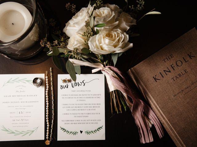 John and Leah's Wedding in Irvine, California 2