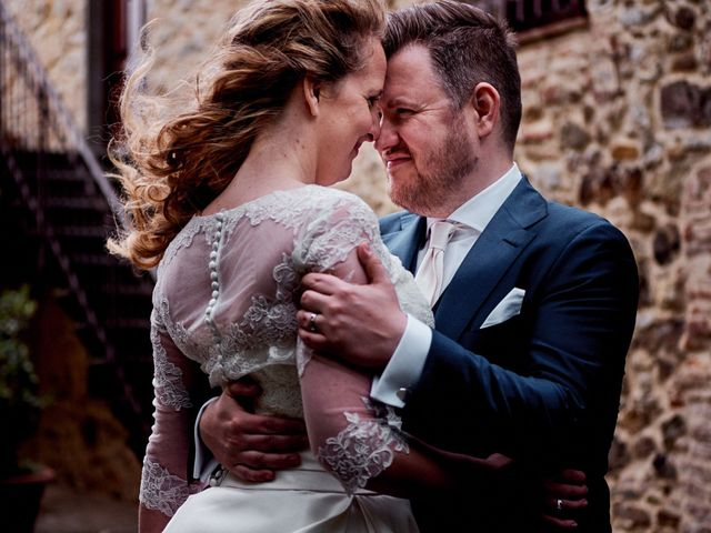 The wedding of Samui and Jordi