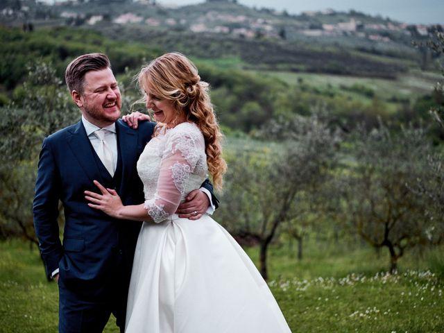 Jordi and Samui's Wedding in Tuscany, Italy 3