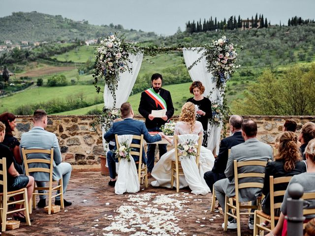 Jordi and Samui's Wedding in Tuscany, Italy 4