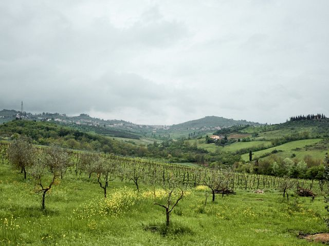 Jordi and Samui's Wedding in Tuscany, Italy 8
