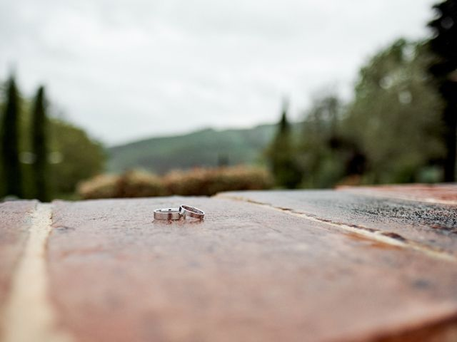 Jordi and Samui's Wedding in Tuscany, Italy 9