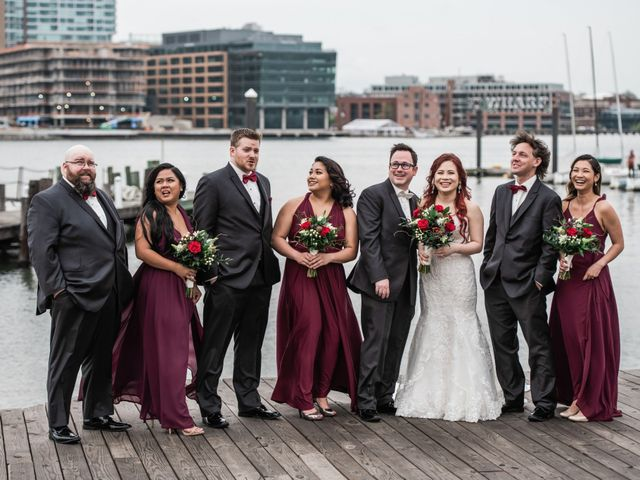 Jon and Betty's Wedding in Baltimore, Maryland 13
