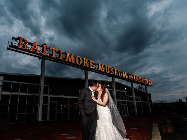 Jon and Betty's Wedding in Baltimore, Maryland 44